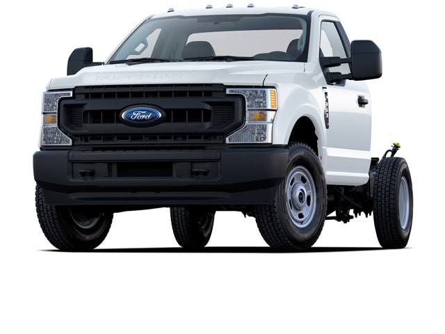 2020 Ford F-350 Chassis