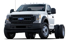 2020 Ford F-450 Chassis Truck Regular Cab 4x2