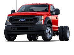 New Ford Vehicles  2020 Ford F-450 Chassis 1S Truck Regular Cab Plymouth, IN