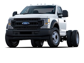 2020 Ford Chasis F-550 Camión