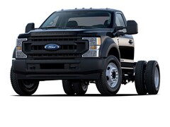 2020 Ford F-550 Chassis XL Truck Regular Cab 4x2
