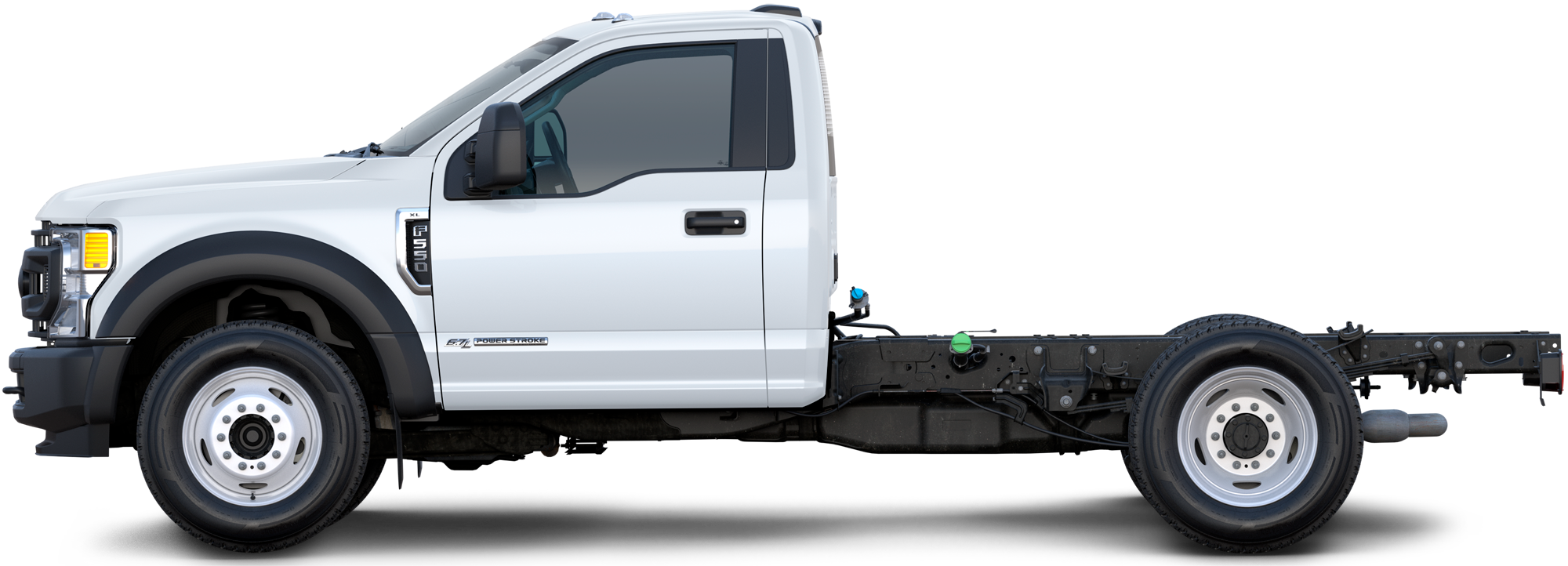 2020 Ford F-550 Chassis Truck XL