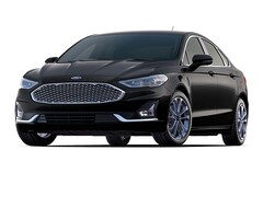 New 2020 Ford Fusion Energi Titanium Sedan F00068 in Newtown, PA