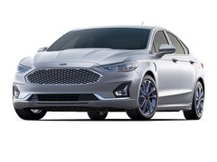 New Ford 2020 Ford Fusion Energi Titanium Sedan for sale in Mechanicsburg, PA