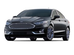New 2020 Ford Fusion Energi Titanium Sedan F00069 in Newtown, PA
