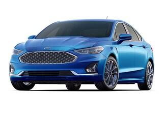 2020 Ford Fusion Hybrid Plug-In Sedan