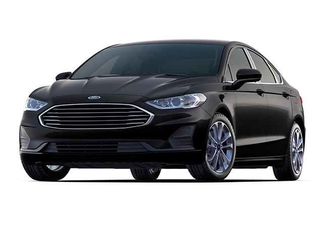 2020 Ford Fusion Hybrid Sedan Digital Showroom Coggin Ford