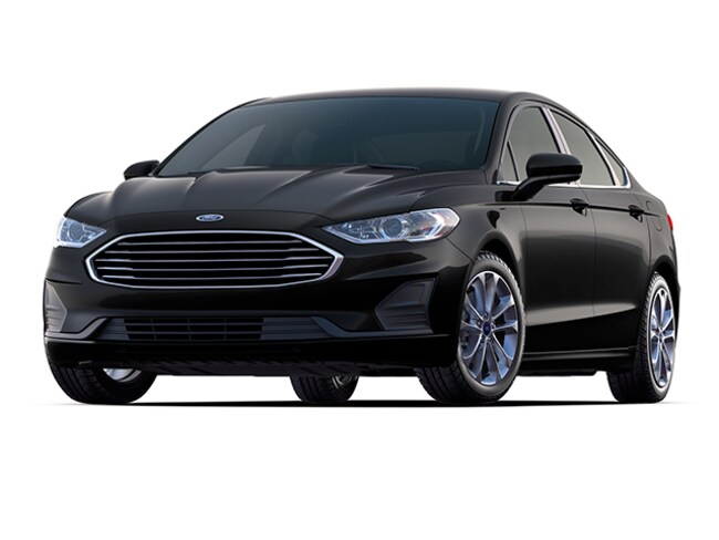 New 2020 Ford Fusion Hybrid SE Sedan for sale in Fort Mill, SC