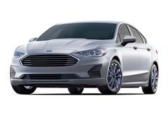 2020 Ford Fusion Hybrid SE Front-Wheel Drive Sedan SE  Sedan