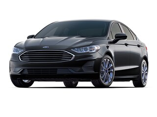 New 2020 Ford Fusion Hybrid SE Sedan La Mesa, CA
