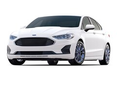 New 2020 Ford Fusion Hybrid SE Sedan for sale in Cranston, RI