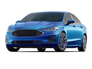 2020 Ford Fusion Hybrid Base Sedan