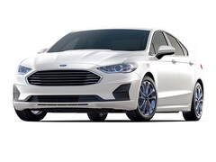 New 2020 Ford Fusion Hybrid SE Sedan 3FA6P0LU2LR173503 for Sale in Charlotte, MI