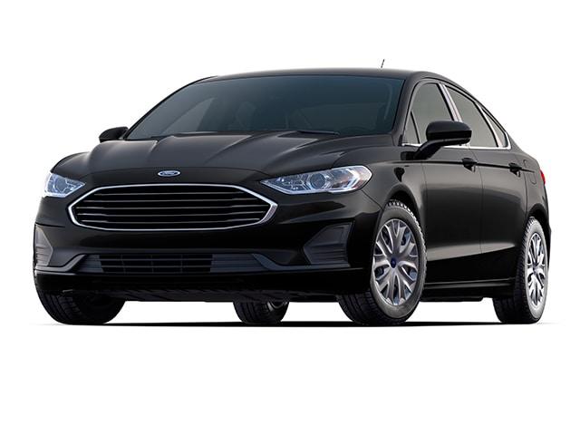 2020 Ford Fusion Sedan Digital Showroom Gibbons Ford