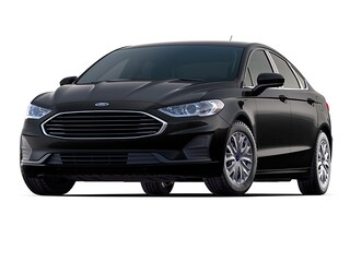 New 2020 Ford Fusion S Sedan in Christiansburg, VA