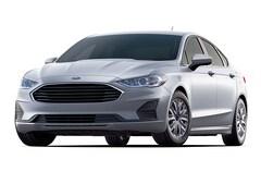 New 2020 Ford Fusion S Sedan in Manteca