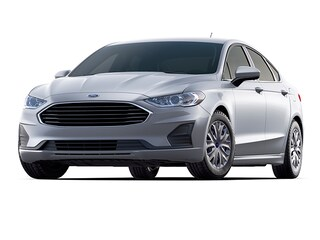 New 2020 Ford Fusion S Sedan near San Diego