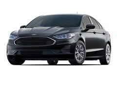 New 2020 Ford Fusion S Sedan 3FA6P0G73LR194588 for sale in Imlay City