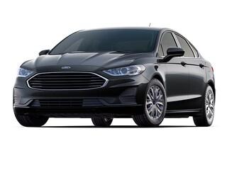New 2020 Ford Fusion S Sedan in Christiansburg, VA