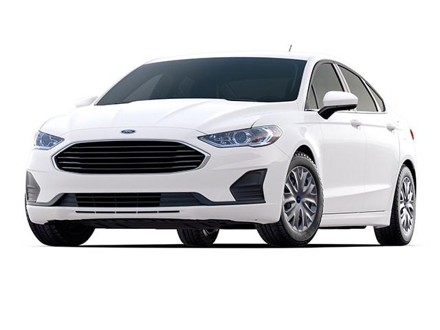 2020 Ford Fusion Sedan