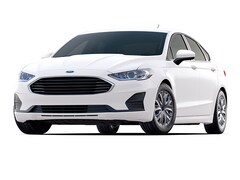 New 2020 Ford Fusion S Sedan For Sale in Zelienople PA