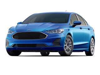2020 Ford Fusion S Front-Wheel Drive Sedan S  Sedan