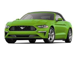 2020 Ford Mustang Ecoboost Premium Convertible CONVERTIBLE