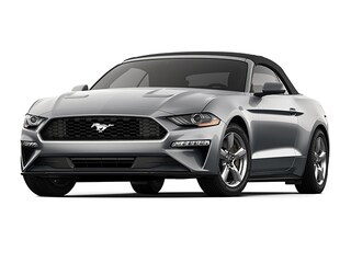 2020 Ford Mustang Ecoboost Premium Convertible coupe