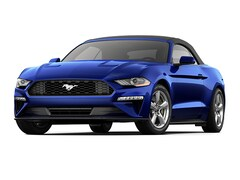 New 2020 Ford Mustang Ecoboost Premium Convertible in San Angelo. TX