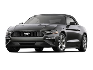 New Ford cars, trucks, and SUVs 2020 Ford Mustang Convertible for sale near you in Westborough, MA
