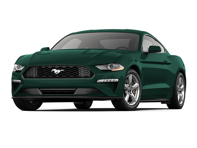 2020 Ford Mustang Coupe Digital Showroom | Russ Milne Ford