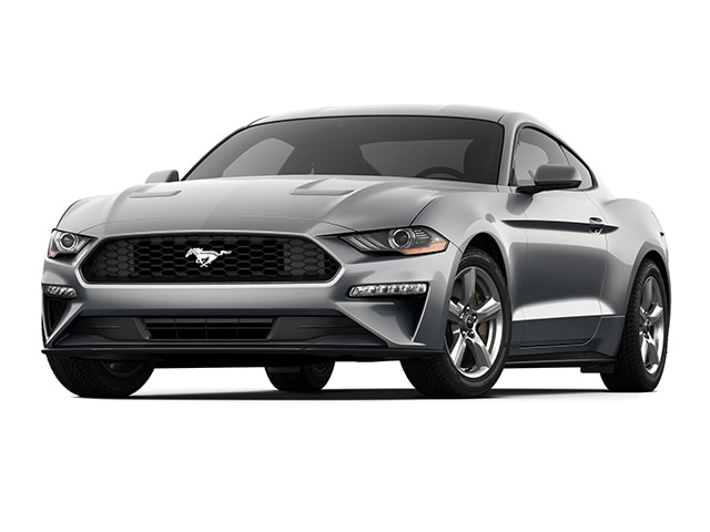 2020 Ford Mustang Color Selection