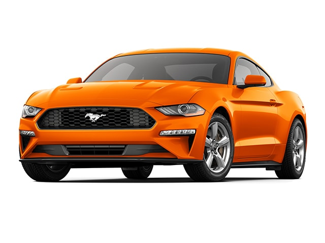 2020 Ford Mustang Coupe Twister Orange Tri Coat