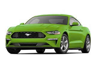 2020 Ford Mustang Base Coupe