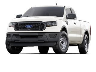 2020 Ford Ranger Truck White Platinum Metallic Tri Coat