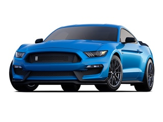 2020 Ford Shelby GT350 Coupe Velocity Blue Metallic