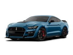 2020 Ford Shelby GT500 Coupe Rear-wheel Drive