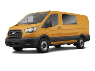 2020 Ford Transit-150 Crew Van School Bus Yellow