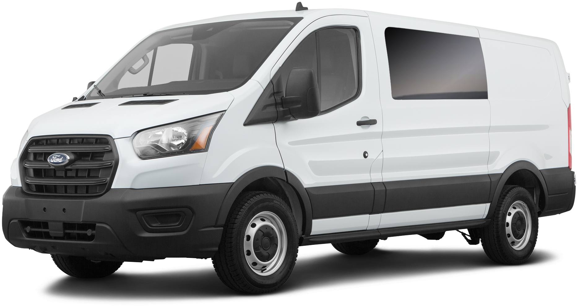 2020 Ford Transit 250 Crew Incentives Specials Offers In