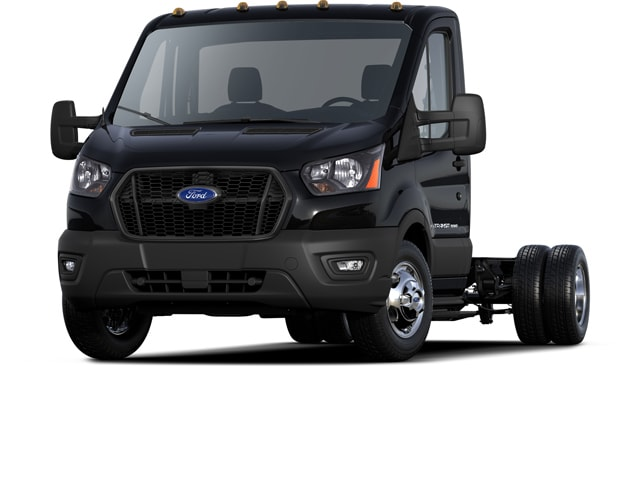 2020 Ford Transit-350 Cab Chassis Truck