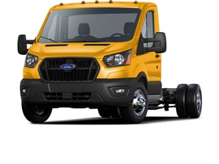 2020 Ford Transit-350 Cab Chassis Truck School Bus Yellow
