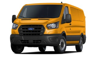 2020 Ford Transit-350 Cargo Van School Bus Yellow