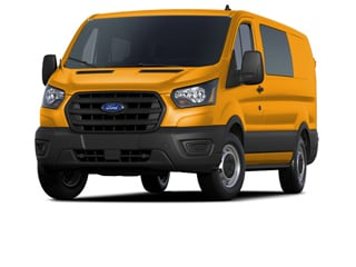 2020 Ford Transit-350 Crew Van School Bus Yellow