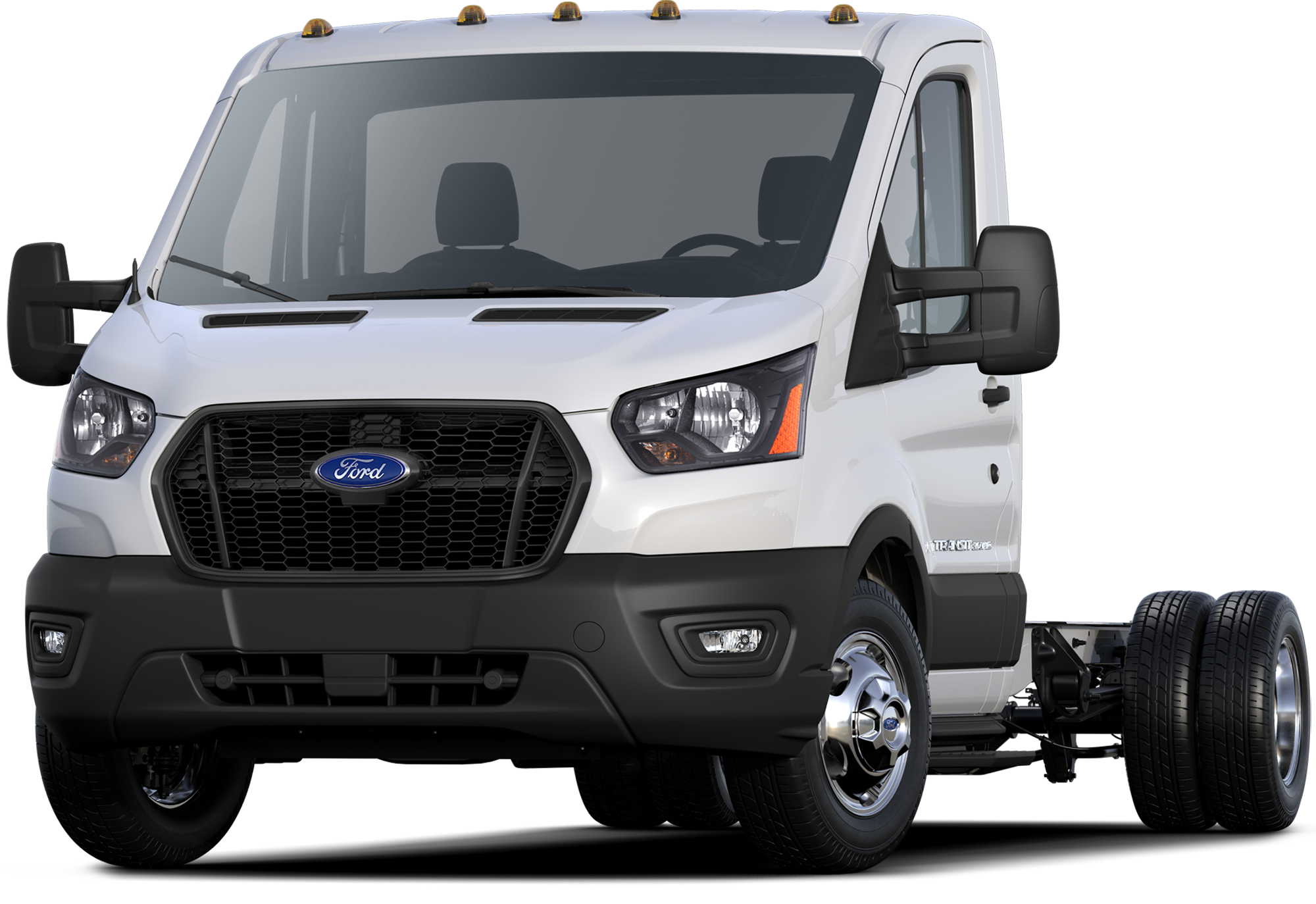 2020 Ford Transit 350 Cutaway Incentives Specials Offers In
