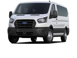 New 2020 Ford Transit-350 Passenger XL Wagon Low Roof Van for sale near you in Braintree, MA