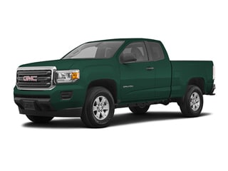 2020 GMC Canyon Truck Woodland Green