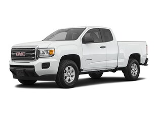 2020 GMC Canyon Truck Extended Cab