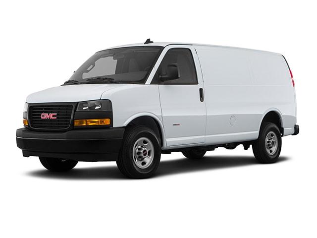 2020 GMC Savana 2500 Van Cargo Van