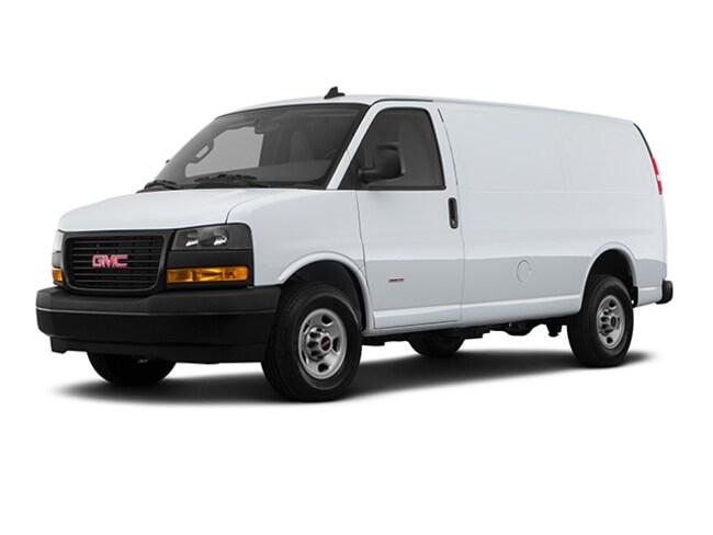 2020 GMC Savana Cargo Van RWD 2500 135 Van