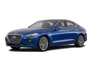 new  2020 Genesis G70 Sedan for sale near Carrolton, TX